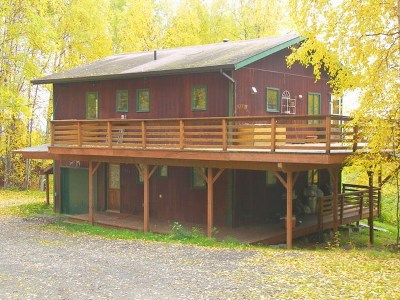 Fairbanks AK Duplex Sold: $198,000