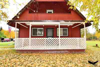 North Pole Single Family Home For Sale: 2609 Badger Road