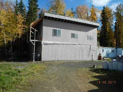 North Pole AK Single Family Home For Sale: $99,500