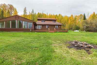 Fairbanks Single Family Home For Sale: 1048 Woodview Drive