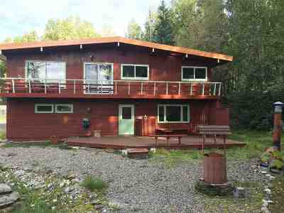 Fairbanks Single Family Home For Sale: 560 Steele Creek Road