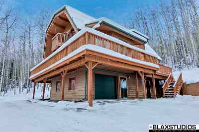 Fairbanks Single Family Home For Sale: 3762 Key Stone Road