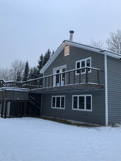 Fairbanks Single Family Home For Sale: 986 Chena Pump Road