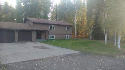 North Pole AK Single Family Home For Sale: $1,300