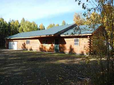 North Pole Single Family Home For Sale: 3920 Tanada Road