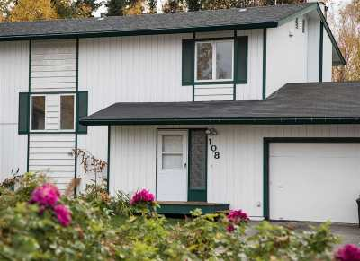 Fairbanks AK Single Family Home For Sale: $159,000