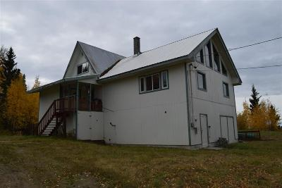 Fairbanks North Star Borough Single Family Home For Sale: 11925 Flyway Court