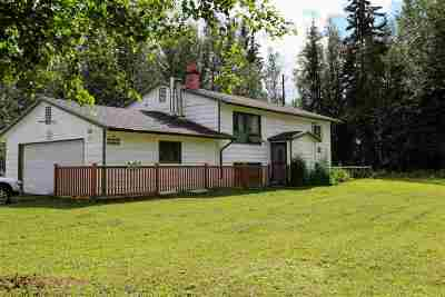 North Pole Single Family Home For Sale: 1137 Badger Road