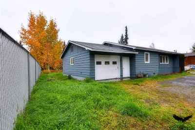 Fairbanks Single Family Home For Sale: 4433 Wood River Drive