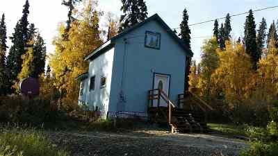Fairbanks Single Family Home For Sale: 2675 Arboles Lane