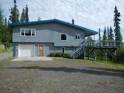 Fairbanks Single Family Home For Sale: 1676 Taroka Drive