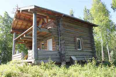 Single Family Home For Sale: Kantishna River