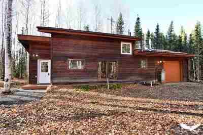 Fairbanks Single Family Home For Sale: 1990 Milky Way
