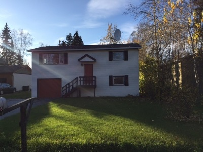 Fairbanks Rental For Rent: 1168 Hayes Avenue