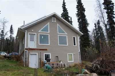Fairbanks Single Family Home For Sale: 2010 Pine Wood Road