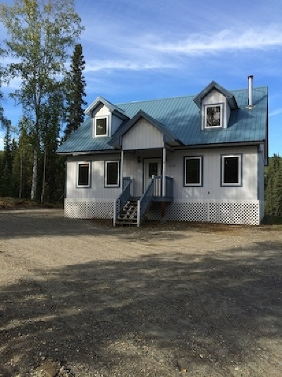 Fairbanks Single Family Home For Sale: 1895 Chena Point Avenue