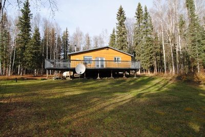 Fairbanks Single Family Home For Sale: 4931 Murphy Dome Road
