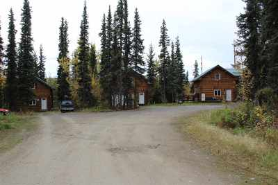Fairbanks Single Family Home For Sale: 2679 Parks Highway