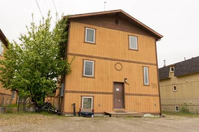Fairbanks Multi Family Home For Sale: 1121 20th Avenue