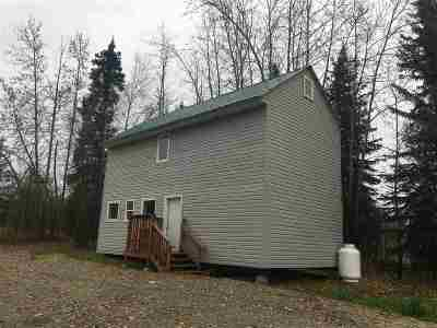 Fairbanks AK Single Family Home For Sale: $74,900