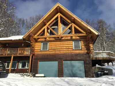 Fairbanks Rental For Rent: 878 High Grade Way