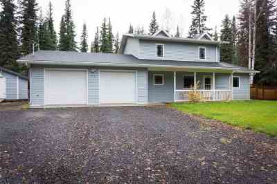 North Pole Single Family Home For Sale: 2973 Whistler Court