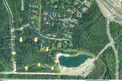North Pole Residential Lots & Land For Sale: Nhn S Blanket Boulevard