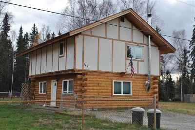 Fairbanks Rental For Rent: 945 Seawolf Drive