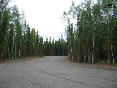 North Pole Residential Lots & Land For Sale: S Blanket Boulevard
