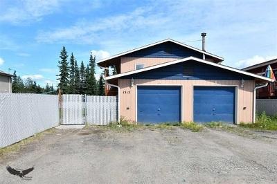 Fairbanks Rental For Rent: 1512 27th Avenue