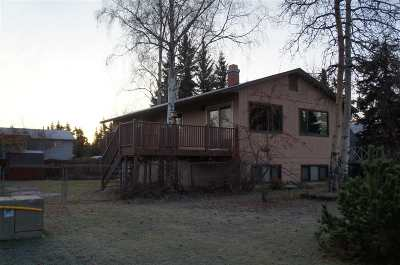 Fairbanks Single Family Home For Sale: 1613 Madison Drive