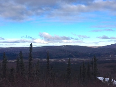 Fairbanks Residential Lots & Land For Sale: Nhn Skyline Drive