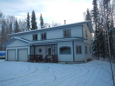 Fairbanks Single Family Home For Sale: 1240 Pickering Drive