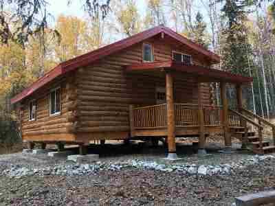 Fairbanks Single Family Home For Sale: 4570 Melbar Road