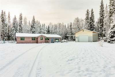 NORTH POLE Single Family Home For Sale: 649 Canoro Road