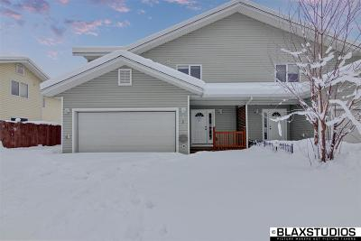 Fairbanks AK Single Family Home For Sale: $232,500