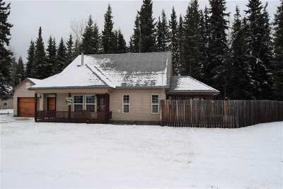NORTH POLE Single Family Home For Sale: 3400 Liberty Court
