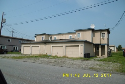 North Pole,  Fairbanks, Ester, Salcha Multi Family Home For Sale: 1212 29th Avenue