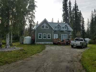 Fairbanks AK Single Family Home For Sale: $166,900