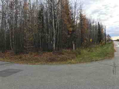North Pole Residential Lots & Land For Sale: Nhn Homestead Drive