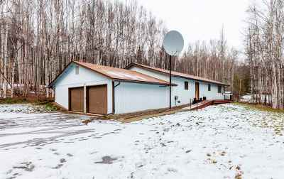 Fairbanks AK Single Family Home For Sale: $249,900