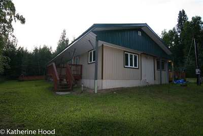 Fairbanks Single Family Home For Sale: 3090 Chena Hot Springs Road