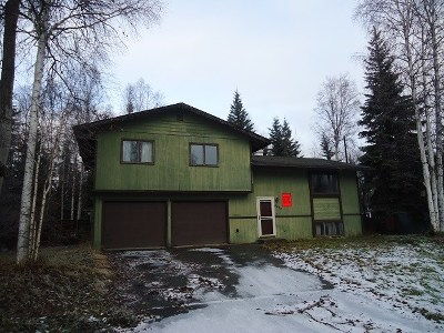 Fairbanks AK Single Family Home For Sale: $159,900