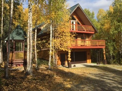 Fairbanks AK Single Family Home For Sale: $390,000