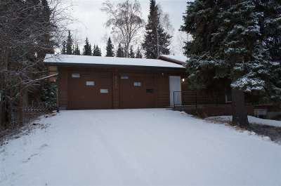 Fairbanks Rental For Rent: 4555 Wood River Drive