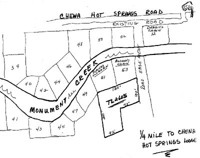 Fairbanks Residential Lots & Land For Sale: 56 Mi Chena Hot Springs Road