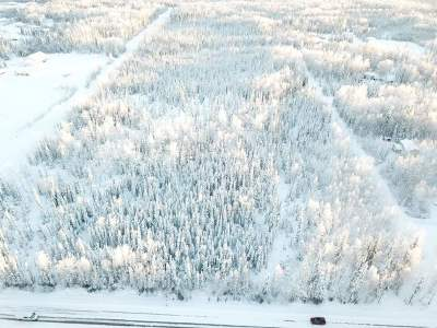North Pole Residential Lots & Land For Sale: Nhn Nelson Road