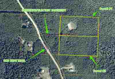 Fairbanks Residential Lots & Land For Sale: Nhn Old Ridge Trail