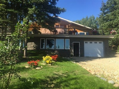 Fairbanks Single Family Home For Sale: 3292 Goldhill Road
