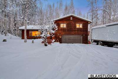 Fairbanks Single Family Home For Sale: 980 Vail View Drive